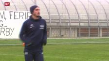 Video «Fussball: Besuch beim langzeitverletzten Marco Schönbachler» abspielen