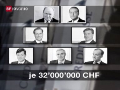 Video «Kritik an den rekordhohen Managerlöhnen» abspielen