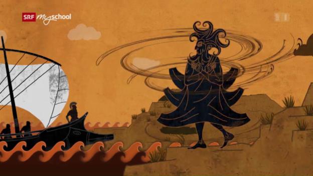 Video «Odyssee animiert: Der gastfreundliche Windgott (5/14)» abspielen
