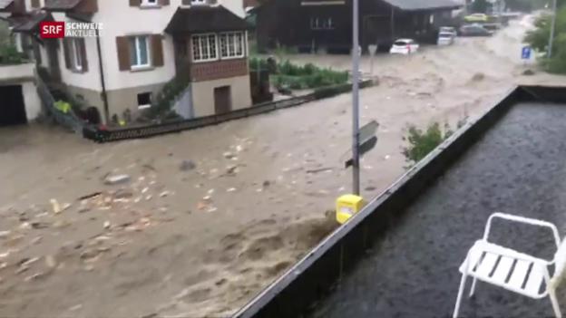Video «Schweiz aktuell vom 10.07.2017» abspielen