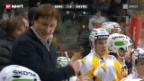 Video «Eishockey: Bern - Davos» abspielen