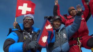 Video «Sherpas – die wahren Helden am Everest» abspielen