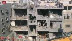 Video «Israel tötet ranghohe Kommandanten der Hamas» abspielen