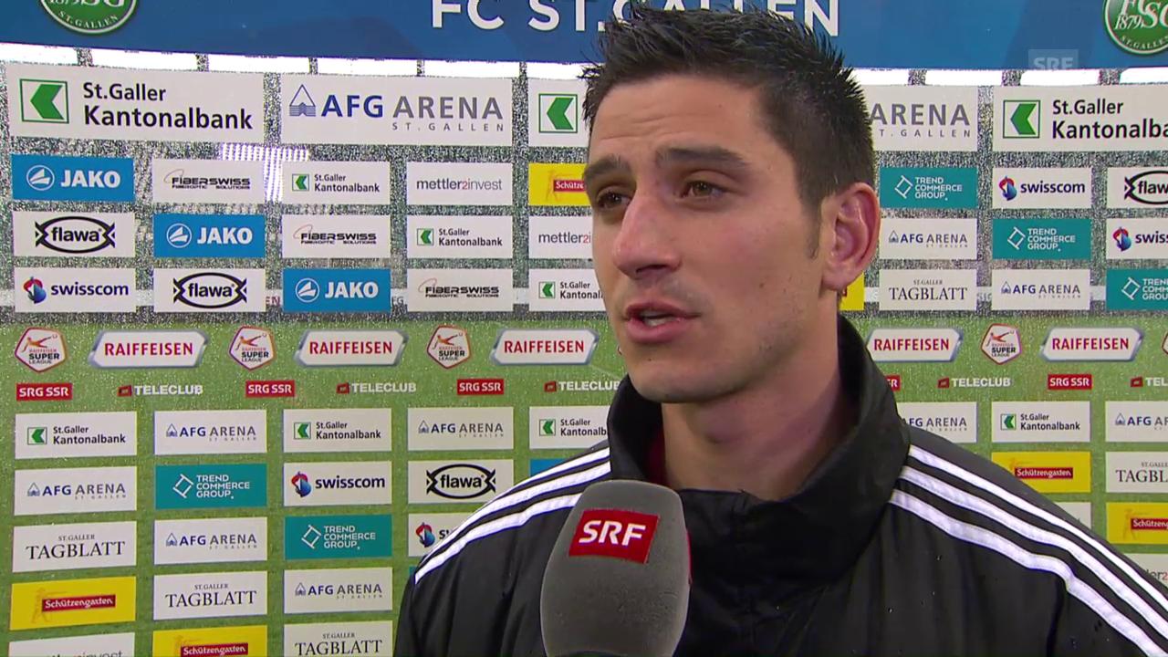 Costanzo: «So bleiben wir in der Super League»