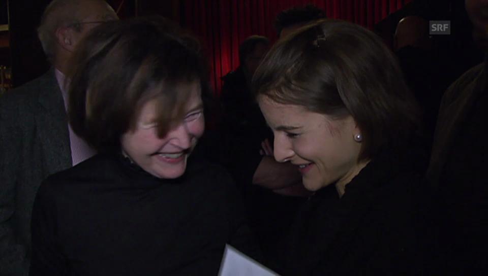 Nicole Schai über ihre Grossmutter Elisabeth Kopp