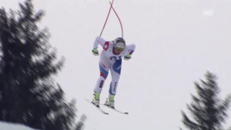 Video «Ski: Fahrt Feuz Abfahrt Saalbach» abspielen