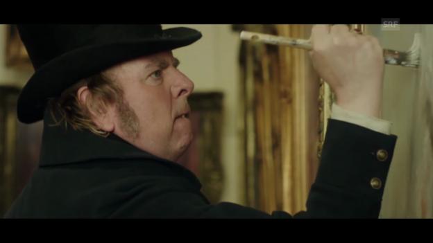 Video «William Turner in Aktion» abspielen