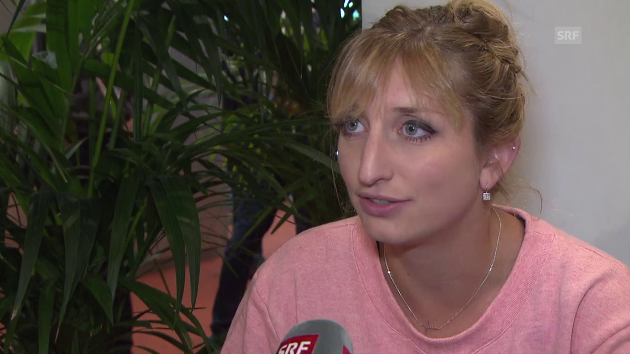Tennis: French Open, Interview mit Timea Bacsinszky