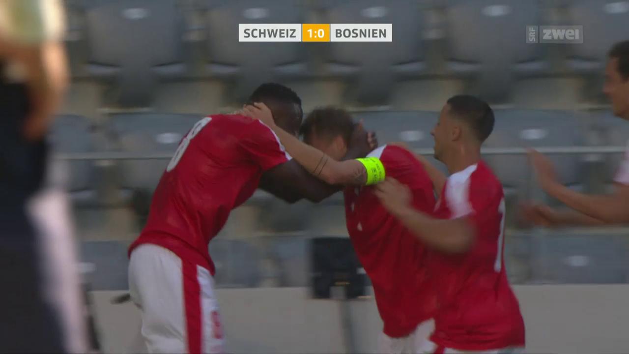 Erfolgreicher Auftakt für U21 in EM-Qualifikation