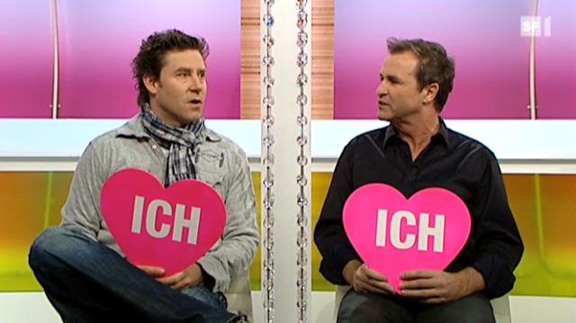 «Ich oder Du»: Duo Edelmais