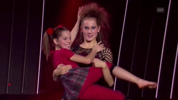 Video «Die haarigsten Schweizer Talente» abspielen
