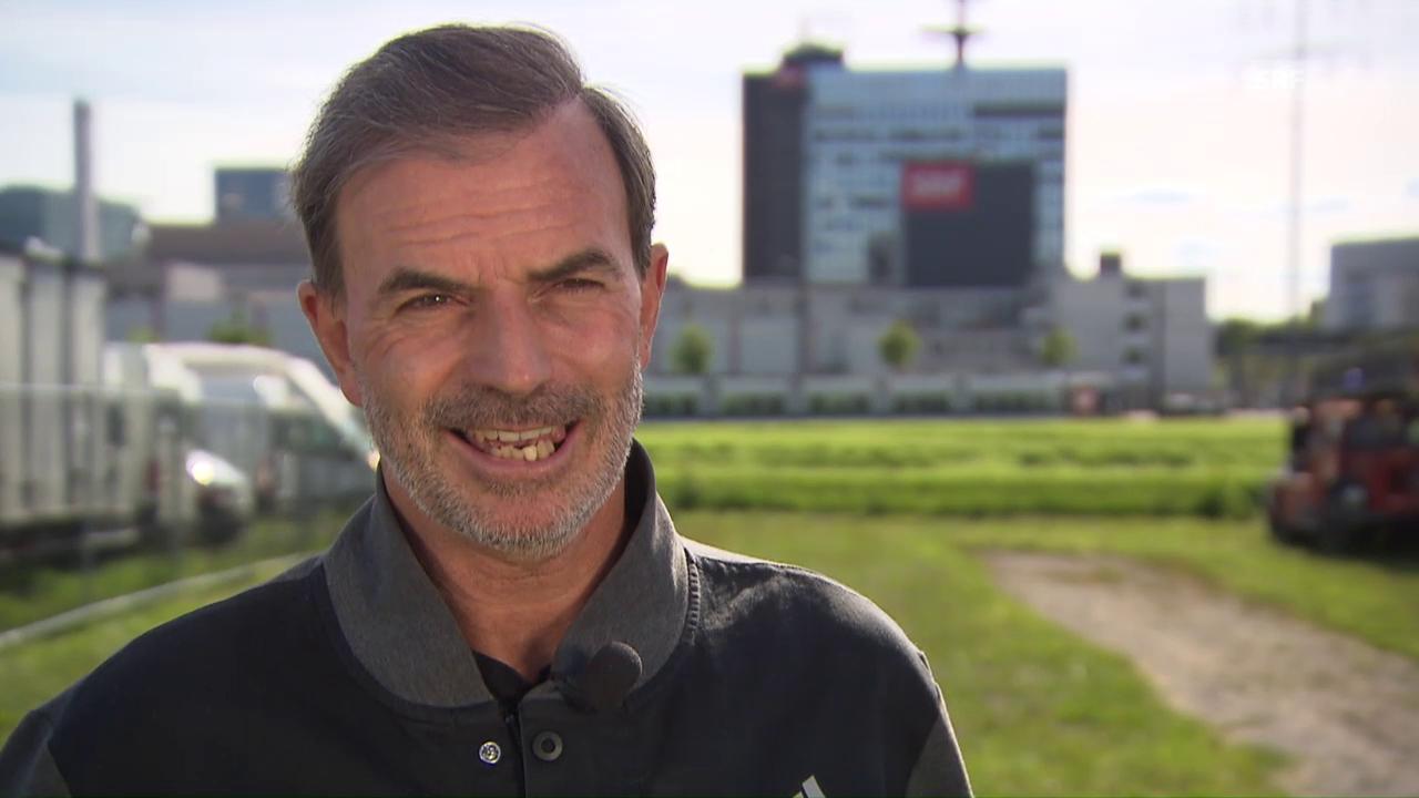 Günthardt zum Turnier Roland Garros