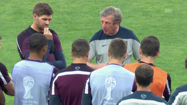 Video «Vorschau England - Costa Rica» abspielen