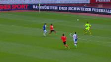 Video «GC-Goalie Mall: Erst Flop – dann top» abspielen