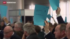 Video «Die Schweiz soll sich bewerben» abspielen