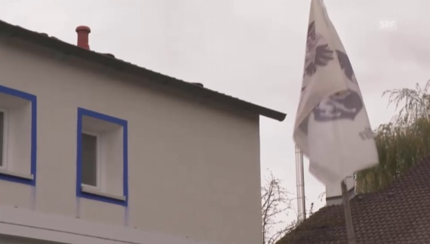 Video «Polizei findet Waffenarsenal bei «Reichsbürger»» abspielen