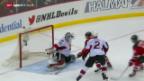 Video «Eishockey: Brunner wechselt zu Lugano» abspielen