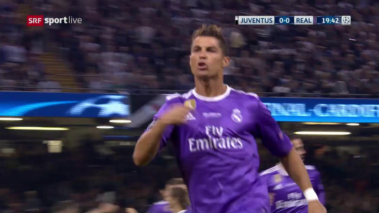 Ronaldos Final-Tore im Video