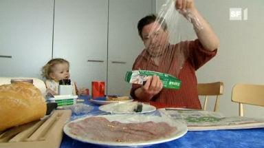 Video «Frischhaltefolien: Welche man einpacken kann» abspielen