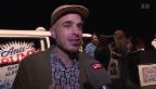 Video «Adieu Hippie-Bus: Sänger Dodo versteigert sein Kultgefährt» abspielen