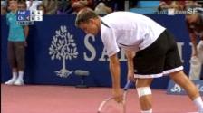 Video «ATP Basel 2009: Halbfinal Federer - Chiudinelli» abspielen