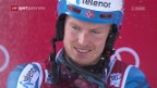 Video «Pinturault out – Kristoffersen siegt» abspielen