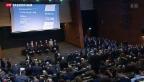 Video «Gedenkfeiern zum Zweiten Weltkrieg» abspielen