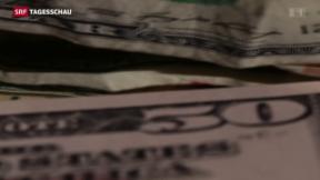 Video «Lichtblick für die Schweizer Exportwirtschaft» abspielen