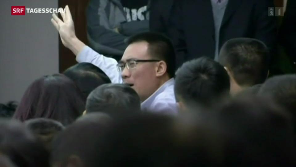 MH370: Die Nerven liegen blank