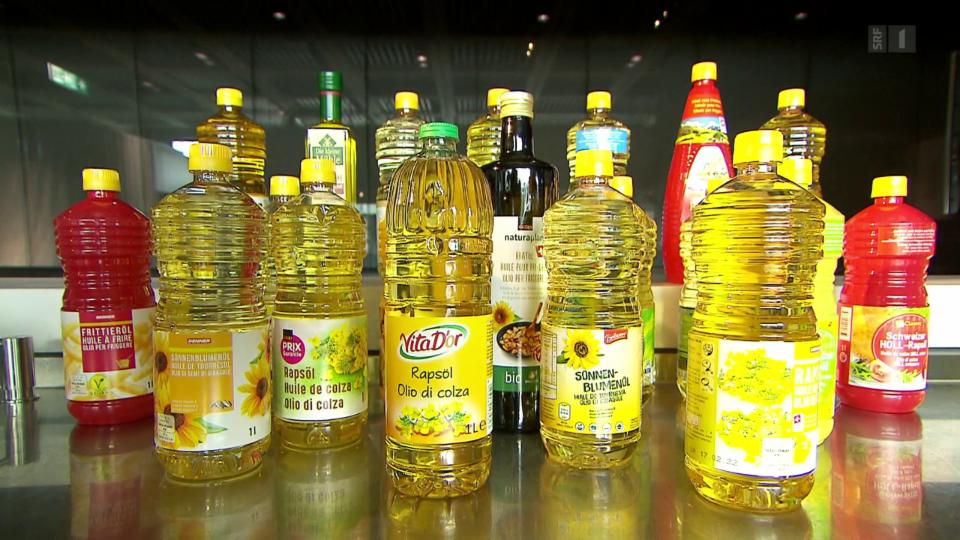 Pflanzenöl im Labor-Test: Nicht nur flüssiges Gold