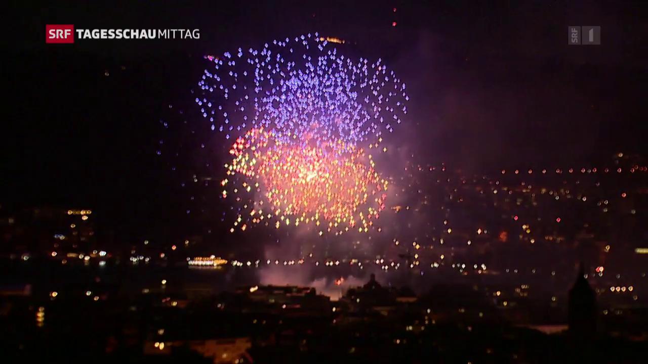 Feiern in der Schweiz und rund um die Welt