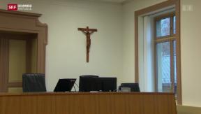 Video «Kreuz im Gericht?» abspielen
