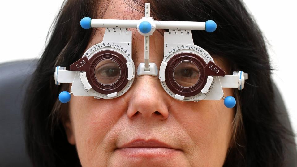 Sehtestergebnisse nur gegen Brillenkauf?