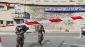Video «Terrorismus-Verdächtigen verhaftet» abspielen