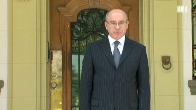 «Botschafter in der Schweiz» – Teil 1: Russland