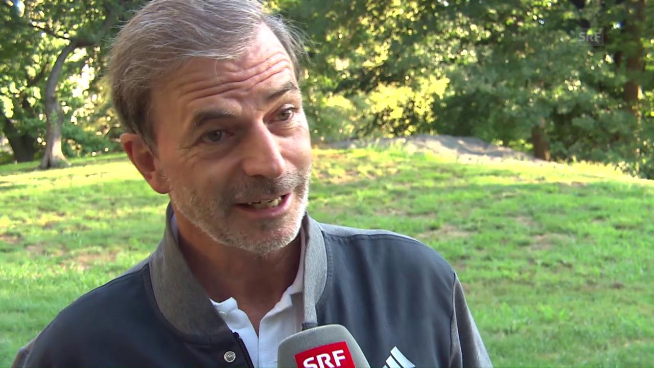 Heinz Günthardt zu Bencic und Bacsinszky