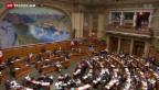 Video «Einigung im Knatsch um den Finanzausgleich» abspielen
