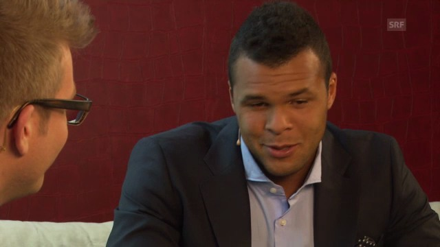 Tsonga zu den Vergleichen mit Mohammed Ali («sportlounge»)