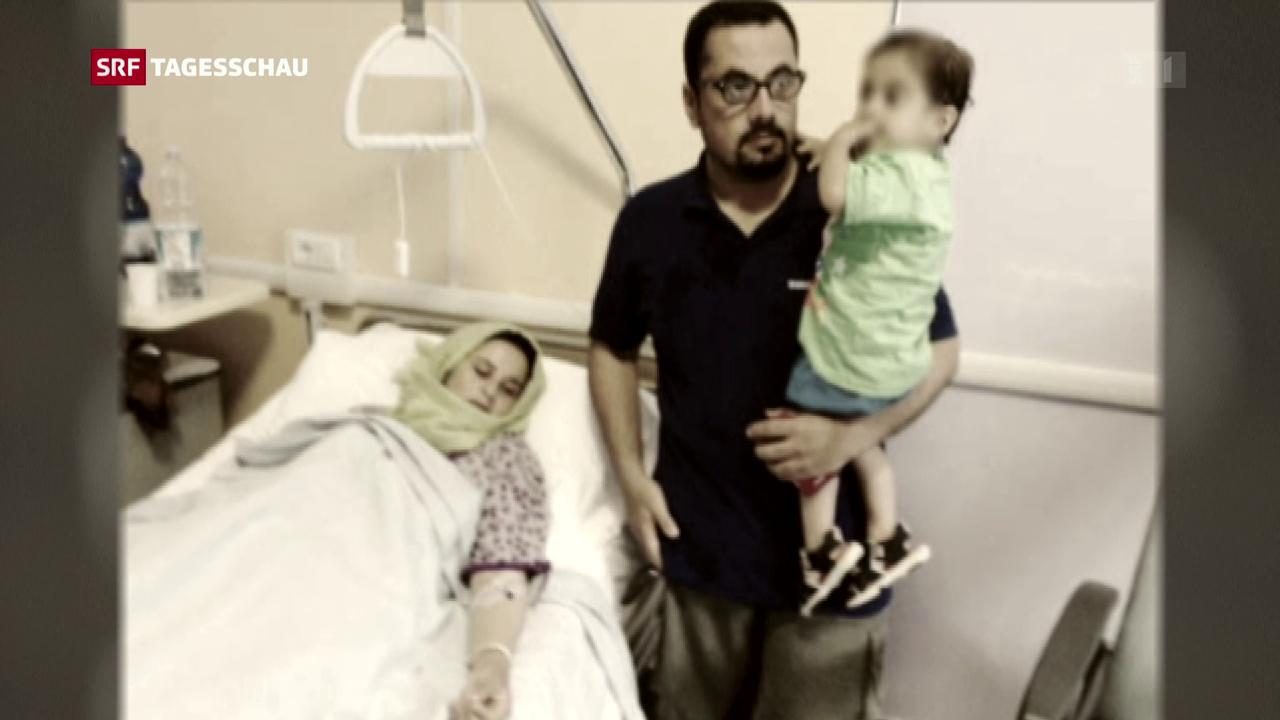 Totgeburt: Schweizer Grenzwächter vor Militärgericht