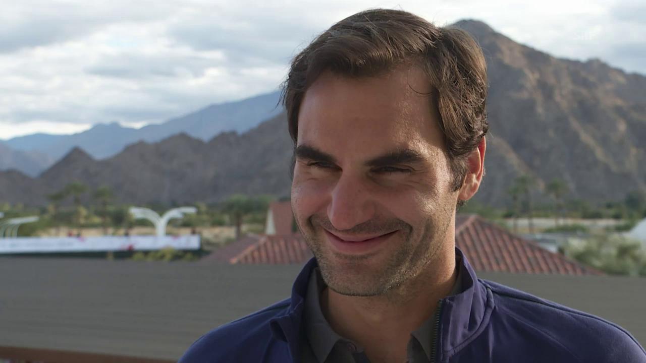Federer: «Jetzt kann es richtig losgehen»