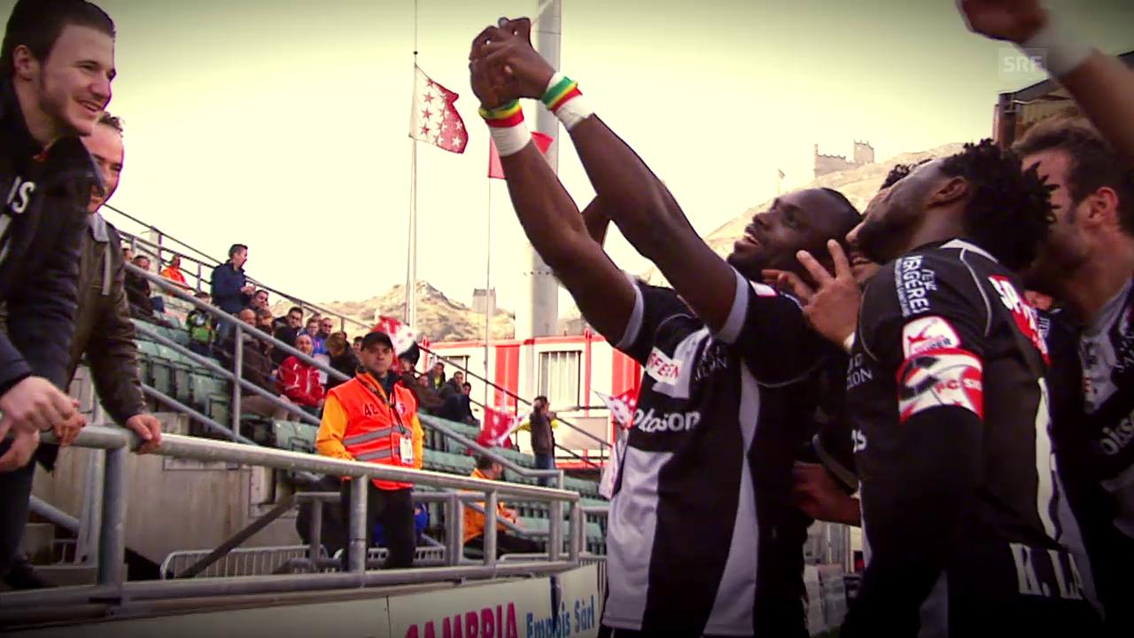 Fussball: Super League, Sions Torgarant Moussa Konaté