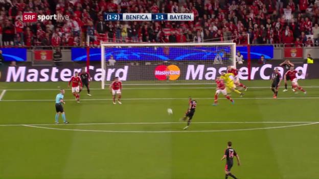 Video «Arturo Vidal gleicht aus» abspielen