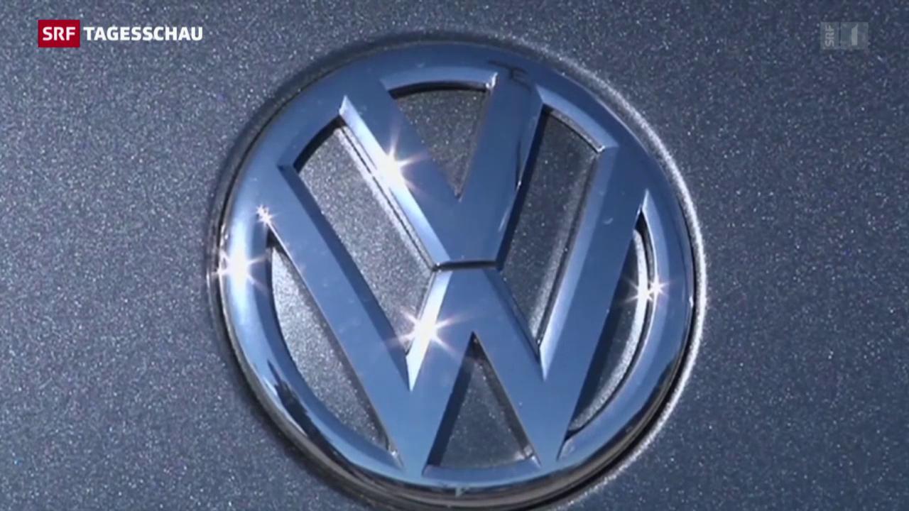 Es wird eng für VW