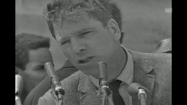 Video «Burt Lancaster, Schauspieler und politischer Kämpfer.» abspielen