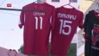 Video «Die Schweizer im Team von Albanien» abspielen