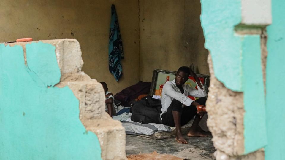 Haiti nach dem Tropensturm «Grace»