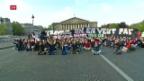 Video «Widerstand gegen Hollandes Reformen» abspielen