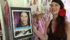 Video «Kreativ: Suzanna Vock macht Mode für den guten Zweck» abspielen
