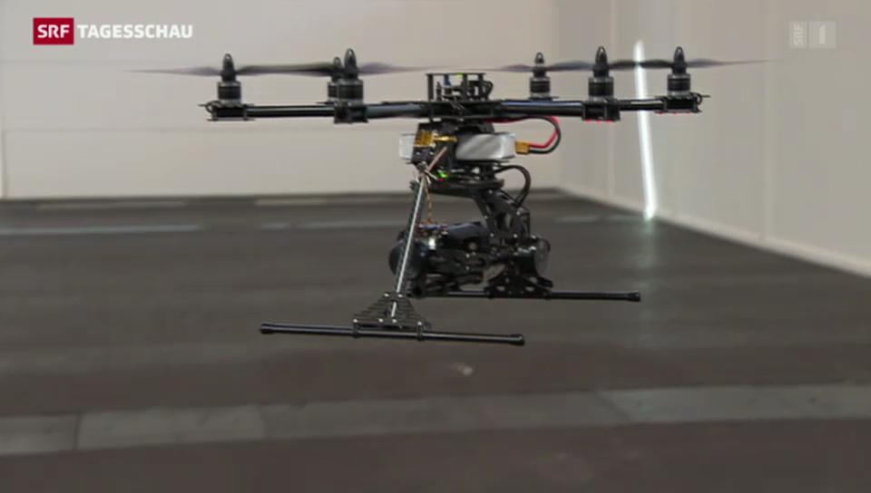 Zivile Drohnen