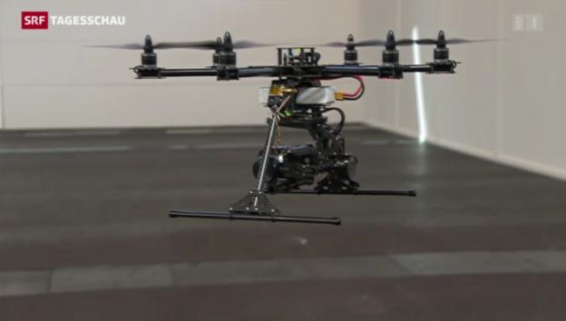 Video «Zivile Drohnen» abspielen